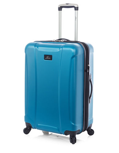 Skyway Chesapeake 24-Inch Expandable Hardside Spinner-TEAL-One Size