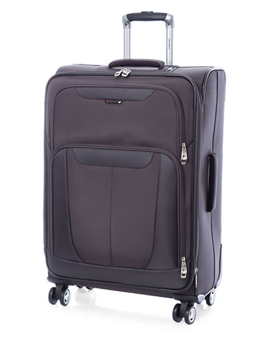 Ricardo Beverly Hills Fresno 25-Inch Expandable Spinner-CHARCOAL-25