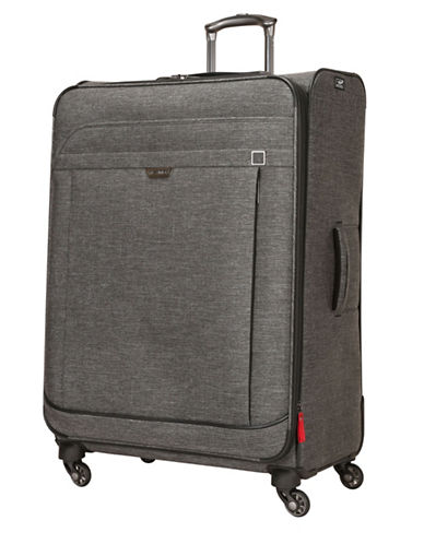 Ricardo Beverly Hills Malibu Bay 29-Inch Expandable Spinner Suitcase-GREY-29