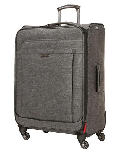 Ricardo Beverly Hills Malibu Bay 25-Inch Expandable Spinner Suitcase-GREY-25