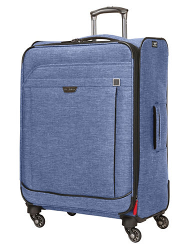 Ricardo Beverly Hills Malibu Bay 25-Inch Expandable Spinner Suitcase-BLUE-25