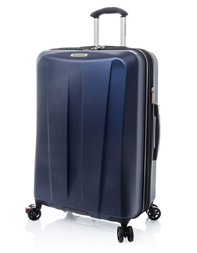 Ricardo Beverly Hills San Clemente 25-Inch Expandable Spinner Suitcase-BLUE-25