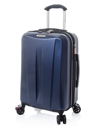 Ricardo Beverly Hills San Clemente 19-Inch Expandable Spinner Suitcase-BLUE-19