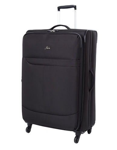 Skyway Whistler 28-Inch Spinner Suitcase-BLACK-28