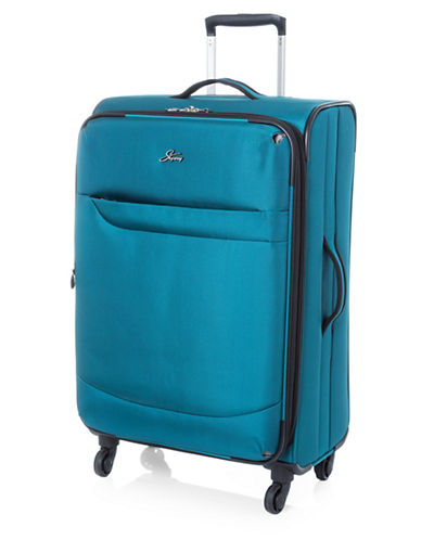 Skyway Whistler 24-Inch Spinner Suitcase-TEAL-24