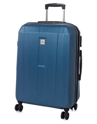 Skyway Finesse 19-Inch Spinner Suitcase-BLUE-19