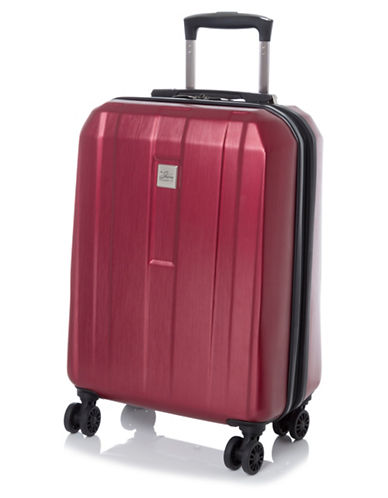 Skyway Finesse 19-Inch Spinner Suitcase-RED-19