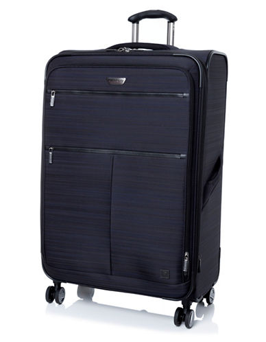 Ricardo Beverly Hills Sausalito 3.0 29-Inch Expandable Spinner Luggage with RFID protection-NAVY-29