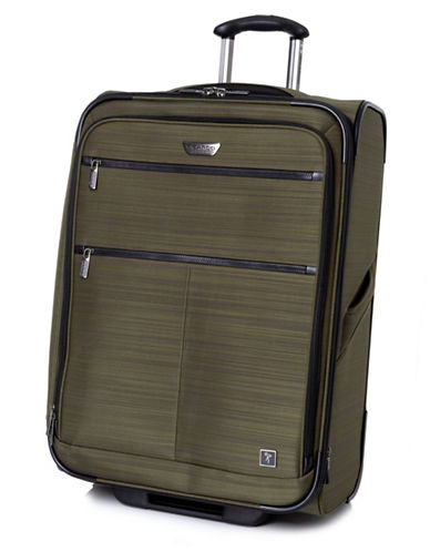 Ricardo Beverly Hills Sausalito 3.0 25-Inch Expandable Upright Luggage with RFID protection-GREEN-25