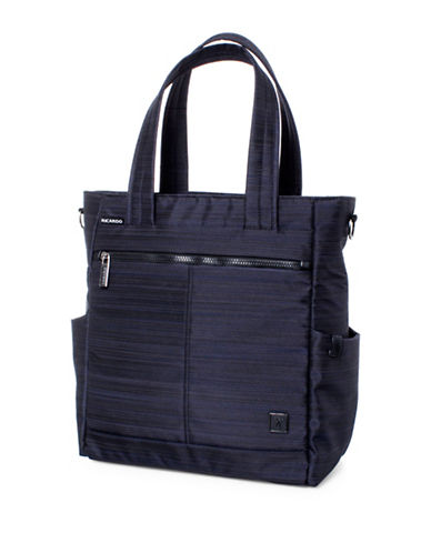 Ricardo Beverly Hills Sausalito 3.0 RFID Protection Shopper Tote Luggage-NAVY-One Size