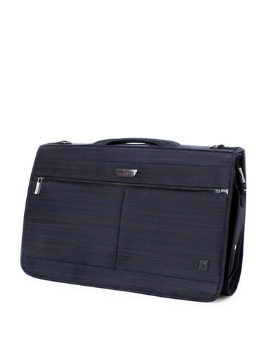 Ricardo Beverly Hills Sausalito 3.0 Tri-Fold Garment Bag Luggage-NAVY-One Size