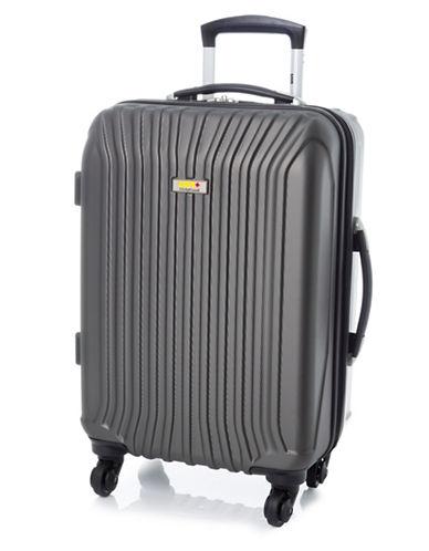 Via Rail Jasper 19-Inch Spinner Suitcase-GREY-19