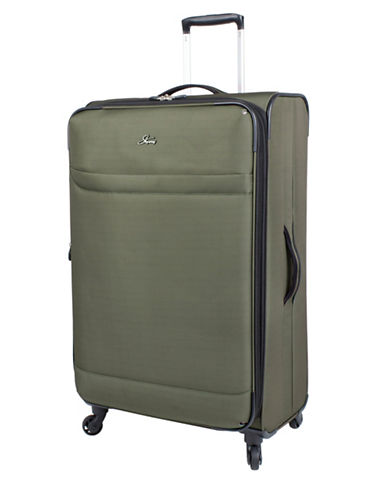 Skyway Whistler 28-Inch Spinner Suitcase-GREEN-28