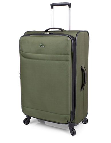 Skyway Whistler 24-Inch Spinner Suitcase-GREEN-24