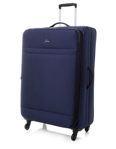 Skyway Whistler 28-Inch Spinner Suitcase-NAVY-28