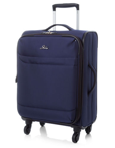 Skyway Whistler 19-Inch Spinner Suitcase-NAVY-19