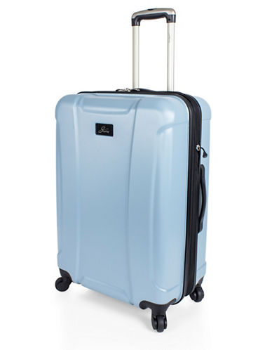 Skyway Chesapeake 24-Inch Expandable Hardside Spinner-BLUE-One Size