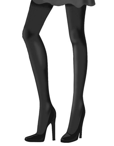 Silks Semi Opaque Tights-BLACK-Large 9058678_BLACK_Large