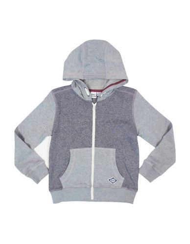 Rococo French Terry Hoodie-GREY-Small 88515456_GREY_Small
