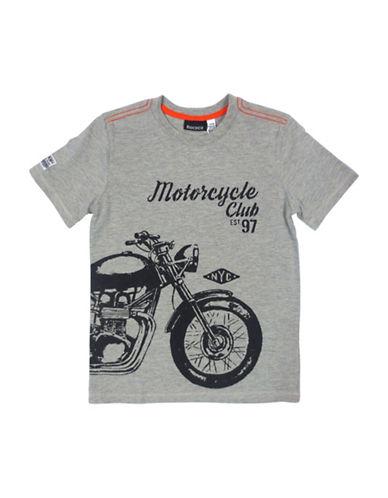 Rococo Graphic Printed T-Shirt-GREY-Small 88515516_GREY_Small