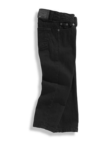 LeviS 511 Slim Fit Jeans-OVER DYE BLACK-3