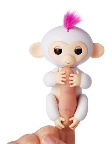 Fingerlings Sophie Monkey Fingerlings-WHITE-One Size