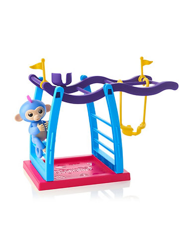 Fingerlings Liv Baby Monkey Bars Toy-MULTI-One Size