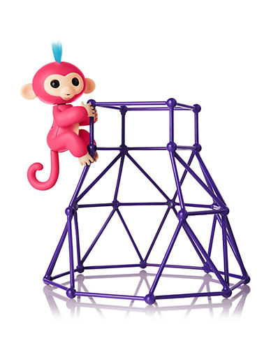Fingerlings Aimee Baby Monkey Toy-MULTI-One Size