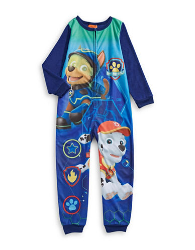 Jellifish Disney Printed Coverall-NAVY-5