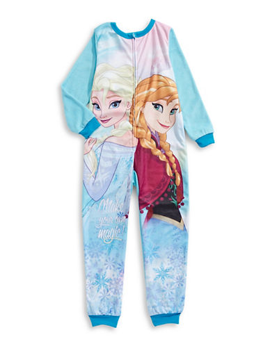 Jellifish Disney Printed Coverall-BLUE-4