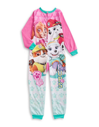Jellifish Disney Printed Coverall-PINK-4