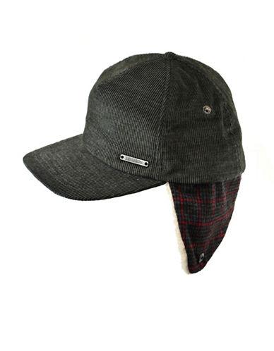 6cb99e3094f UPC 771482380941 product image for Crown Cap Nathaniel Cole Faux Shearling  Fudd Cap-BLACK-