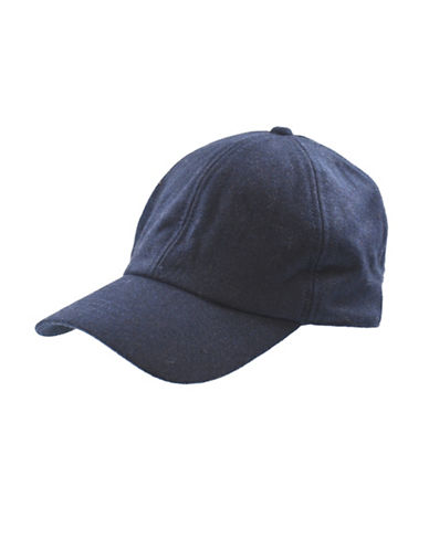 Black Brown 1826 Adjustable Ball Cap-NAVY-One Size