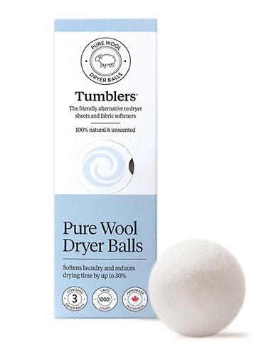 Forever New Tumblers Wool Dryer Balls-NO COLOR-One Size