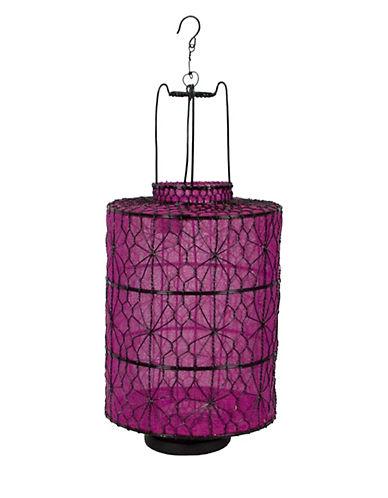Cobistyle Fabric Lantern-PINK-19