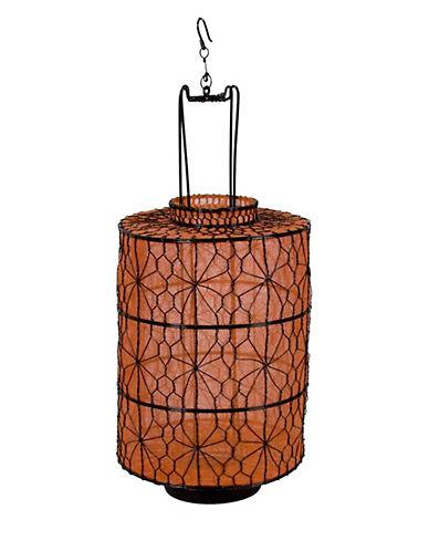 Cobistyle Fabric Lantern-ORANGE-19