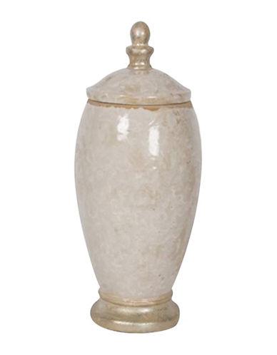 Home Details Terracotta Covered Jar-TERRACOTTA-13