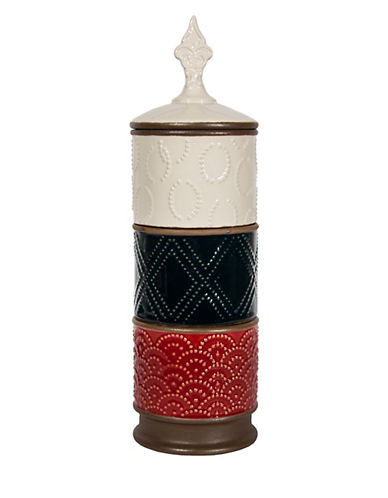Cobistyle Multi-Stack Ceramic Jar-MULTI-One Size