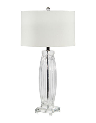 Home Details Glass Table Lamp-CLEAR-One Size