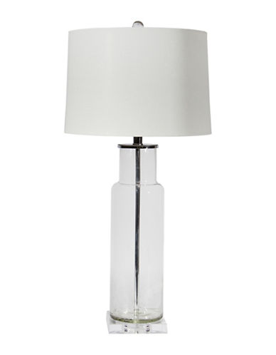 Home Details Clear Acrylic Table Lamp-CLEAR-One Size