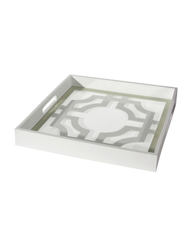 Cobistyle Wood Square Tray with Mirror-NATURAL-38