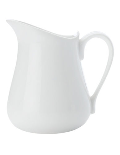 Maxwell & Williams White Basics Two-Piece 15cm Jug Set-WHITE-One Size