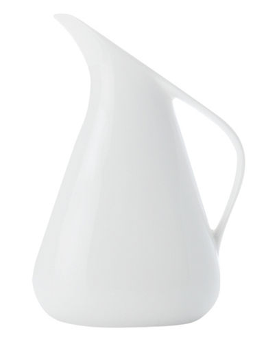 Maxwell & Williams Swan Two-Piece 270ml Jug Set-WHITE-One Size