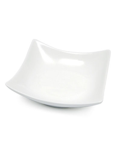 Maxwell & Williams Wave Six-Piece Sauce Bowl Set-WHITE-One Size