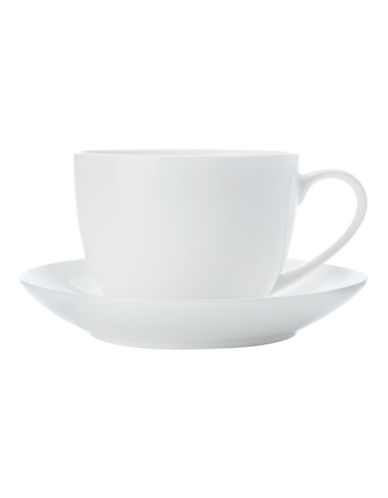Maxwell & Williams Cashmere Six-Pack Cup and Saucer Set-WHITE-One Size 88144155_WHITE_One Size