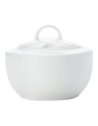 Maxwell & Williams Cashmere Four-Piece Sugar Bowl Set-WHITE-One Size