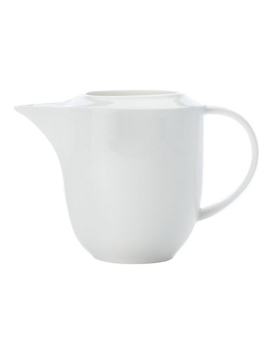 Maxwell & Williams Cashmere Two-Piece Coupe Creamer Set-WHITE-One Size