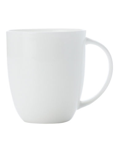 Maxwell & Williams Cashmere Six-Piece Coupe Mug Set-WHITE-One Size 88144162_WHITE_One Size