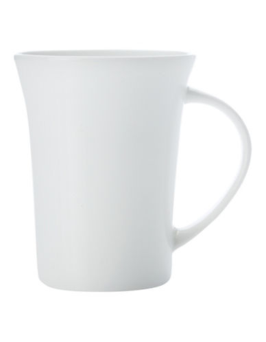 Maxwell & Williams Cashmere Six-Piece Flared Mug Set-WHITE-One Size