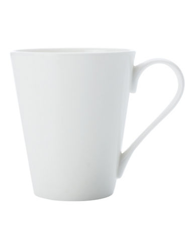 Maxwell & Williams Cashmere Six-Piece Conical Mug Set-WHITE-One Size 88144164_WHITE_One Size